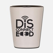 Funny Connect Shot Glass