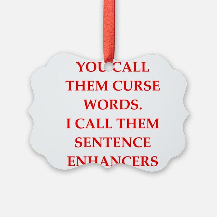 curse Ornament