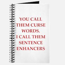 curse Journal
