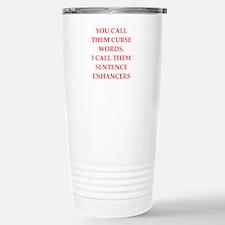 curse Travel Mug
