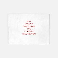 challenge 5'x7'Area Rug