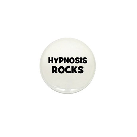 Hypnosis Rocks Mini Button