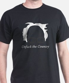 Bernie Unfuck the Country T-Shirt