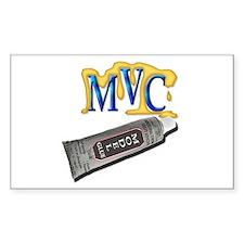 MVC/Modelglue laptop sticker