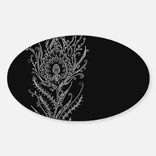 Elegant Feather Decal