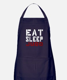 Eat Sleep Judo Apron (dark)