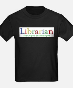Cute Internet librarian T