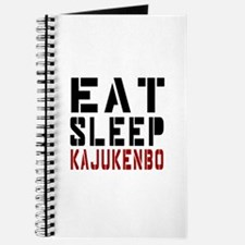 Eat Sleep Kajukenbo Journal