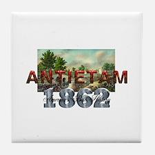 ABH Antietam Tile Coaster