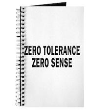 Zero Tolerance Journal