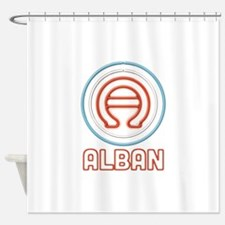 Cute Center theatre Shower Curtain