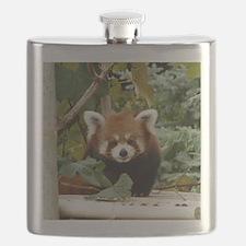 Unique Red panda Flask