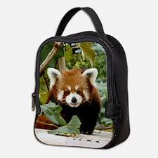 Funny Wild Neoprene Lunch Bag