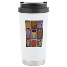 Infinite Diversity In I Travel Mug
