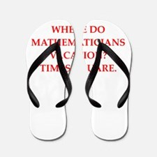 mathematics Flip Flops