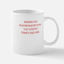 mathematics Mugs