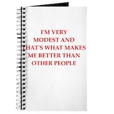 modest Journal