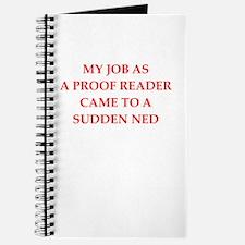 a funny joke Journal