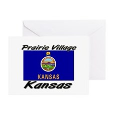 Prairie Village Kansas Greeting Cards (Pk of 10)