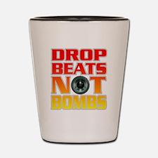 Unique Drop Shot Glass