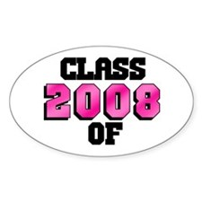 Class of 2008 Decal