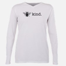 Cool Bee Plus Size Long Sleeve Tee