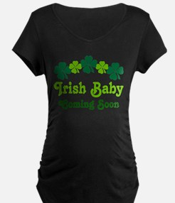 Cute Irish baby T-Shirt