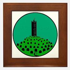 Dark Tower Framed Tile