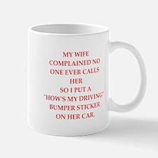 male chauvinist Mugs