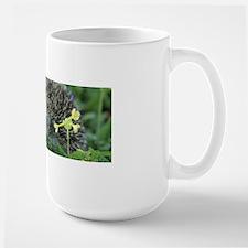 Adorable Hedgehog in the Garden Mugs