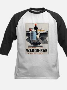 Vintage poster - Wagon-Bar Baseball Jersey