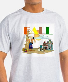 Fall Slogan T-Shirt