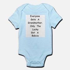 Cute Babs Infant Bodysuit