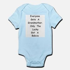 Funny Geter Infant Bodysuit
