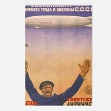 Soviet union ussr cccp Postcards (Package of 8)