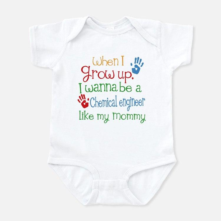Chemical Engineer Like Mommy Infant Bodysuit