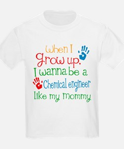 Chemical Engineer Like Mommy T-Shirt
