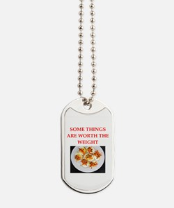 deviled eggs Dog Tags