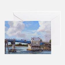 Cute Maritime art Greeting Card