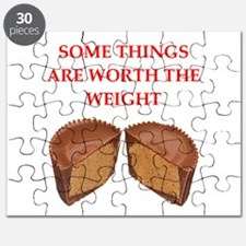 peanut butter cup Puzzle