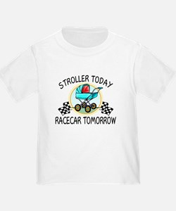 Stroller Today Racecar Tomorrow T