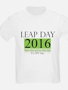Leap Day 2016 T-Shirt