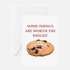 cookies Greeting Cards