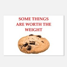 cookies Postcards (Package of 8)