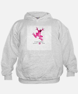 Leap Day Girl 2016 Hoodie