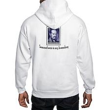 Semmelweis is my homeboy Hoodie