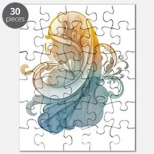 Cool Cameo Puzzle