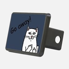 Naughty Cat Hitch Cover
