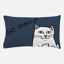 Naughty Cat Pillow Case