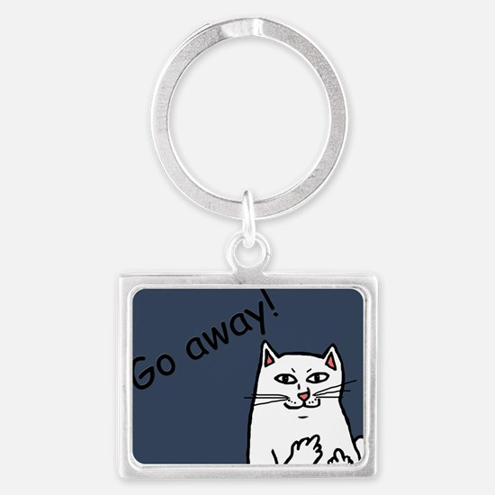 Naughty Cat Keychains